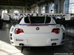 BMW Z4 уже на треке (видео)