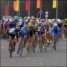 Улицы Москвы отдадут велосипедистам