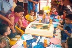 Посещение детсада защищает детей от лейкемии