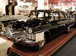 Лимузины для слуг пролетариата: лучшие автомобили советской эпохи создавались не для продажи