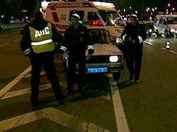 В Белгороде пьяный гаишник на служебном автомобиле убил милиционера