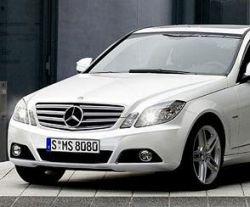 Mercedes показал будущий E-класс