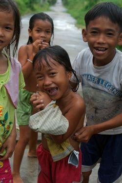 От глобального потепления больше всех страдают дети