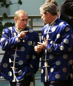 А не войти ли России в НАТО?