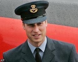 Принц Уильям тайно посетил Афганистан