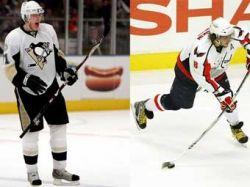 Александр Овечкин и Евгений Малкин номинированы на звание лучшего игрока НХЛ