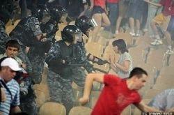 Российские милиционеры будут наводить порядок на ЕВРО-2008