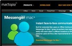 Microsoft выпускает Messenger for Mac 7