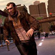 Продажи игры GTA IV спровоцировали вспышки уличного насилия
