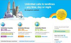 Новые тарифные планы Skype превращают Nokia N800 и N810 в телефон