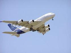 Airbus пересмотрит план производства самого большого лайнера в мире