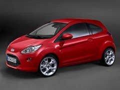 Итальянские дизайнеры вообразили себе будущий Ford Ka