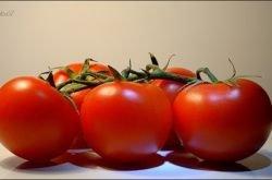 Импортные помидоры безопаснее наших