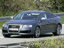 Первое появление Audi S6