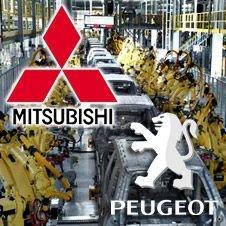 Mitsubishi и Peugeot Citroen построят в России один завод на двоих