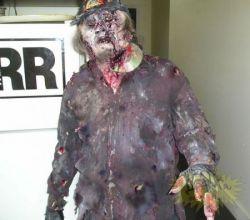 Отчет с парада зомби в Сан-Франциско (фото)