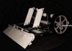 I-Shovel – снегоуборочный робот (видео)