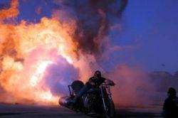 Мотоцикл с реактивным двигателем мощностью 3,800 л.с. (фото)