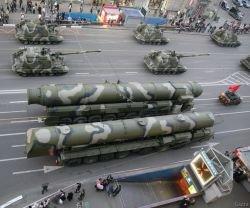 Репетиция парада в честь Дня Победы в Москве (фото)