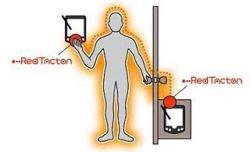 В Японии создана технология, превращающая человека в электронный ключ