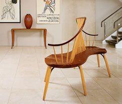 """Ирландские дизайнеры придумали \""""одинокие\"""" стулья"""