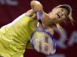 Мария Шарапова отказалась от участия в турнире WTA