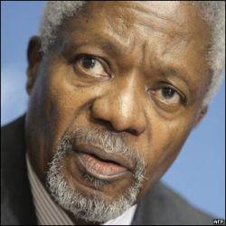 Кофи Аннан: Африка должна помочь себе сама