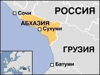 Россия и Грузия бряцают оружием