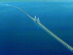В Китае откроют движение по самому длинному в мире мосту