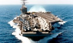 Американцы готовятся к атаке на Иран