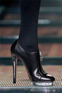 К чему ведут высокие каблуки