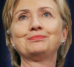 Хиллари Клинтон любит пиво и не делает пластических операций
