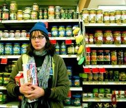 Как знакомиться в супермаркете?