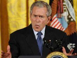 Буш попросил у Конгресса 770 миллионов на борьбу с продовольственным кризисом
