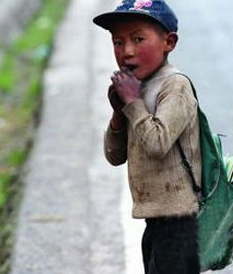Жуткая картина детского рабства в Китае