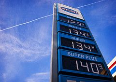 Цена бензина в разных странах