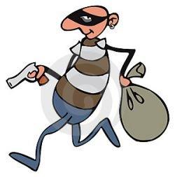 Грабитель облегчил работу полиции, оставив ей свой телефон