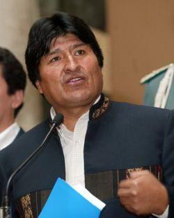 В Боливии ренационализируют телеком и добычу газа