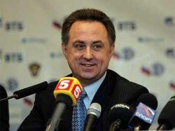 Виталий Мутко: в России будут построены 500 футбольных полей