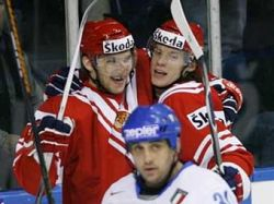 Вячеслав Быков нашел недостатки в игре сборной России после разгрома Италии