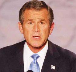 Джордж Буш рассказал о том, как накануне инаугурации выбирал новый ковер