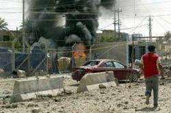 Американцкие военные разбомбили больницу в Багдаде