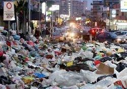 В Неаполе вновь назревает «мусорный» кризис