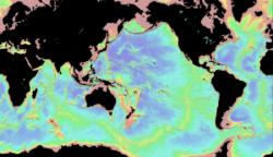 Google Ocean: трёхмерная карта мирового океана