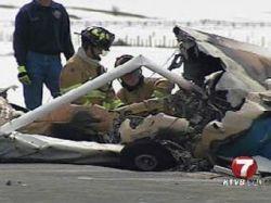 При столкновении двух самолетов в Айдахо погибли три человека
