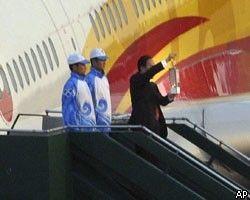 В Китае начался заключительный этап эстафеты олимпийского огня