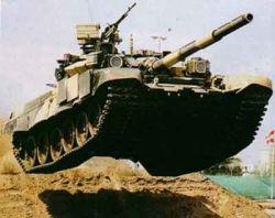 Российские танки уйдут с молотка