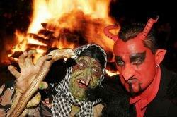 Вальпургиева ночь - праздник немецких ведьм (фото)