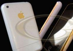 iPhone под цвет Lamborghini Gallardo с отделкой из 24-каратного золота