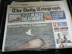 Газета «The Daily Telegraph» признана шедевром архитектуры